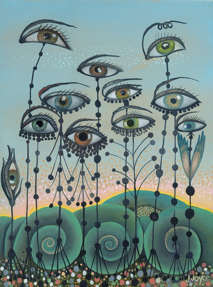 """""""Left Eye Garden"""""""